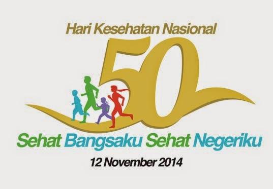 Sukseskan Ulang Tahun Emas – 50 Tahun HKN 2014 - Pembangunan Kesehatan Indonesia