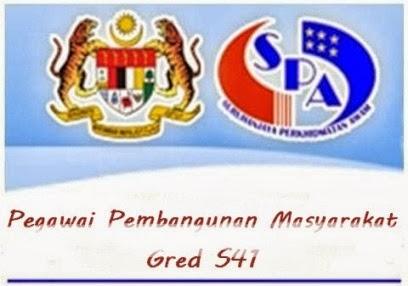 Deskripsi Tugas Pegawai Pembangunan Masyarakat S41