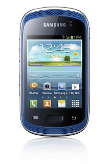 Samsung GALAXY Music Full Specifications