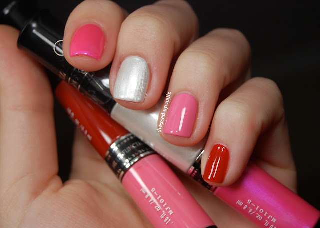 Nail Candy Love Letter nail art pen swatches