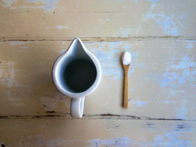 receta talo agua y sal