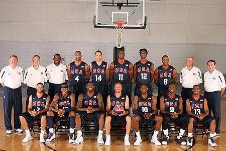 Basketball team usa shirt