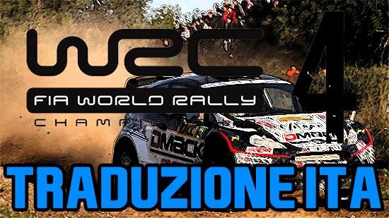Traduzione WRC 4 FIA World Rally ITA PC