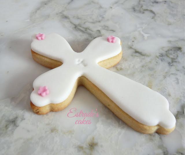 galletas de Primera Comunión, cruces 2