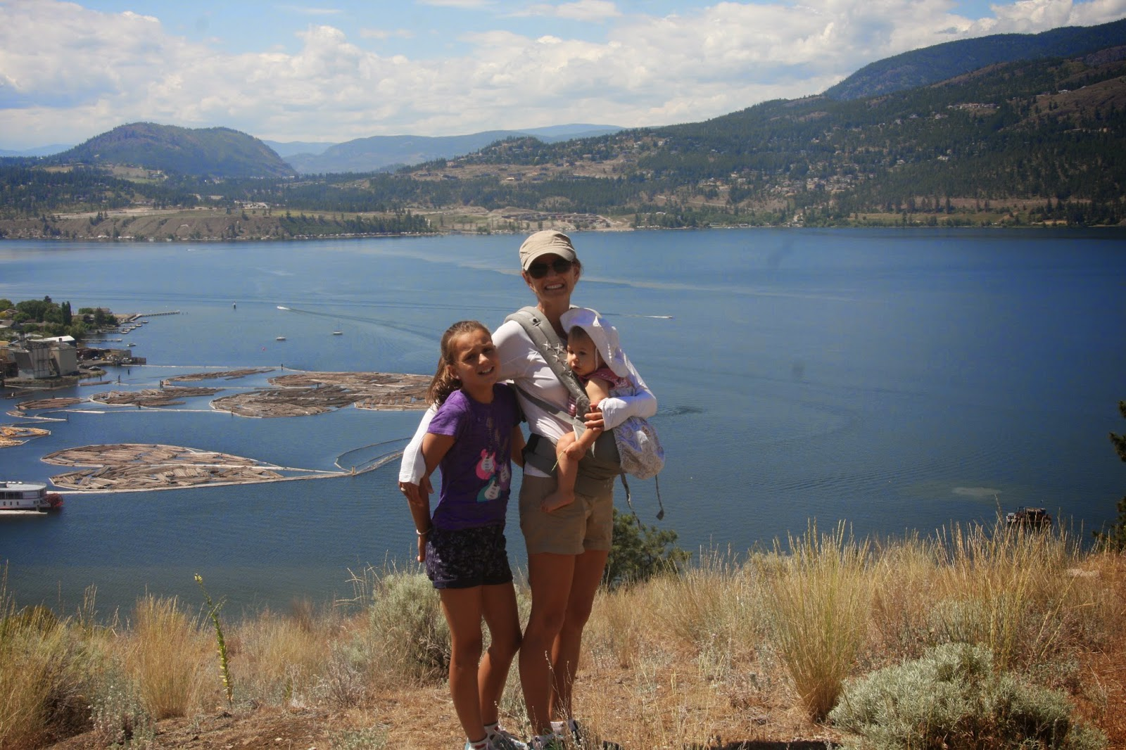 British Columbia Family Vacation Travel Okanagan Valley
