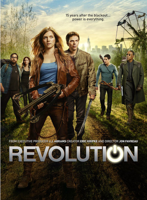 Assistir Revolution 1 Temporada Online Dublado e Legendado