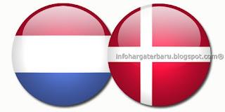 Hasil Skor Akhir Belanda vs Denmark | Euro Cup | Sabtu 9 Juni 2012