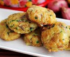 Resep masakan indonesia perkedel kentang spesial praktis, mudah sedap, gurih, enak