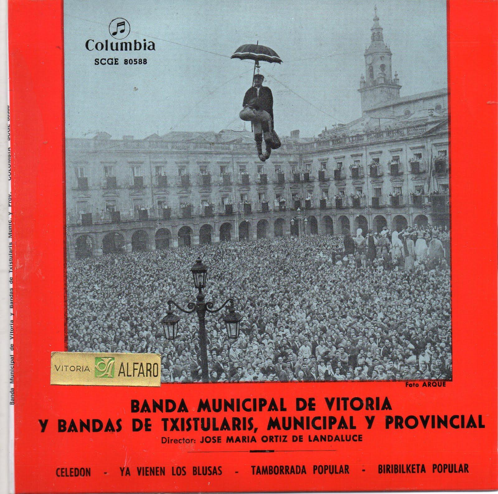 BANDA MUNICIPAL VITORIA 1968