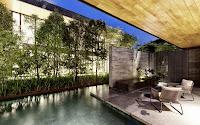 Rumah Kembar Dengan Roof Garden 20