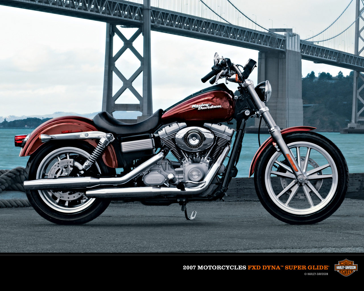 Harley Davidson Bike Wallpapers