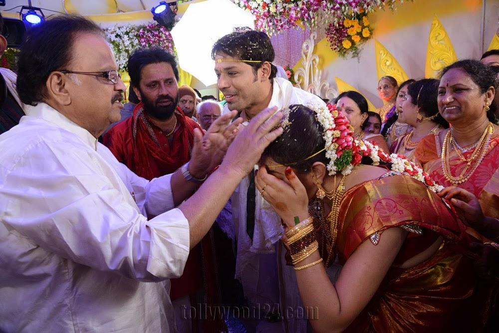 Nandu Geetha Madhuri Marriage Photos Wedding stills-HQ-Photo-5