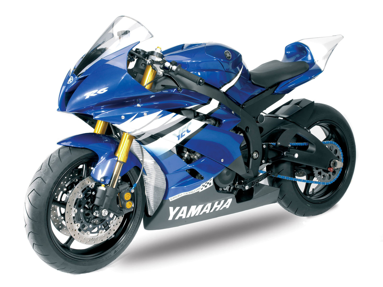 2006 yamaha yzf r6 circuit pictures for 2006 yamaha yzf r6