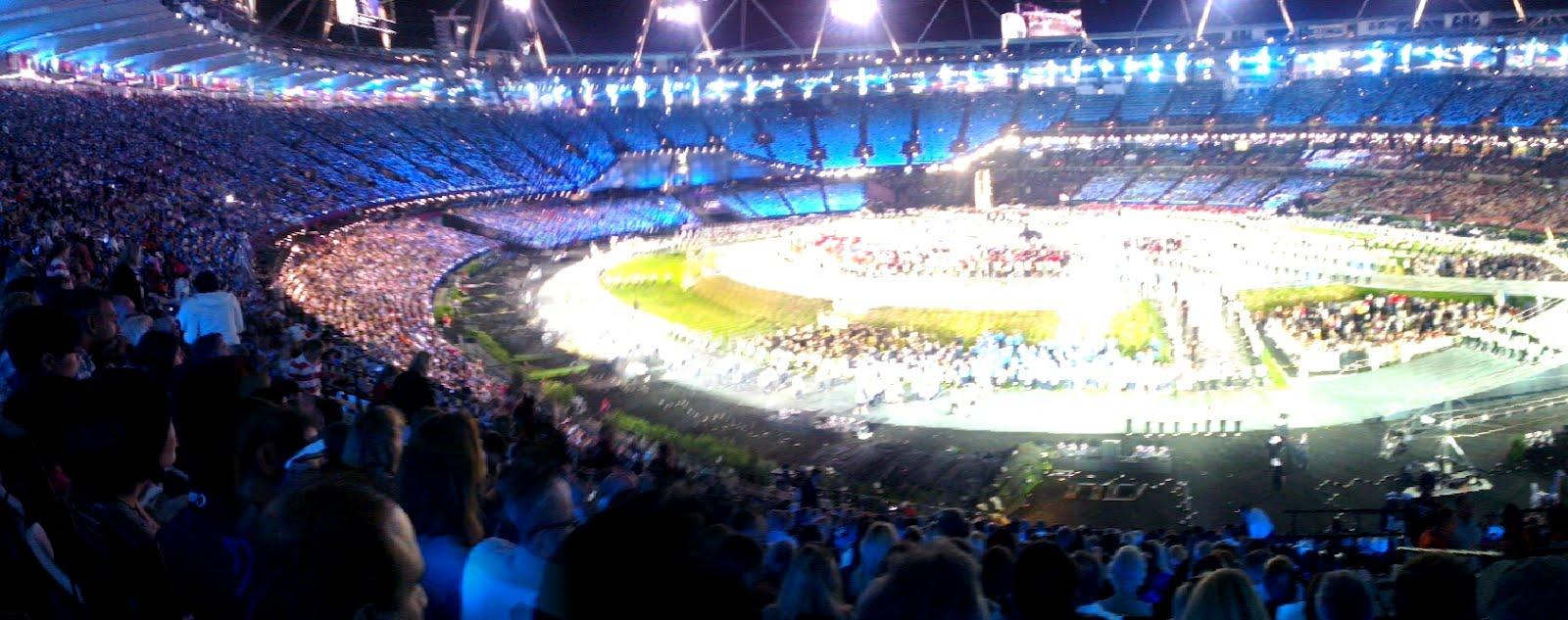 Indigo Roth'S Olympic Opening Ceremony