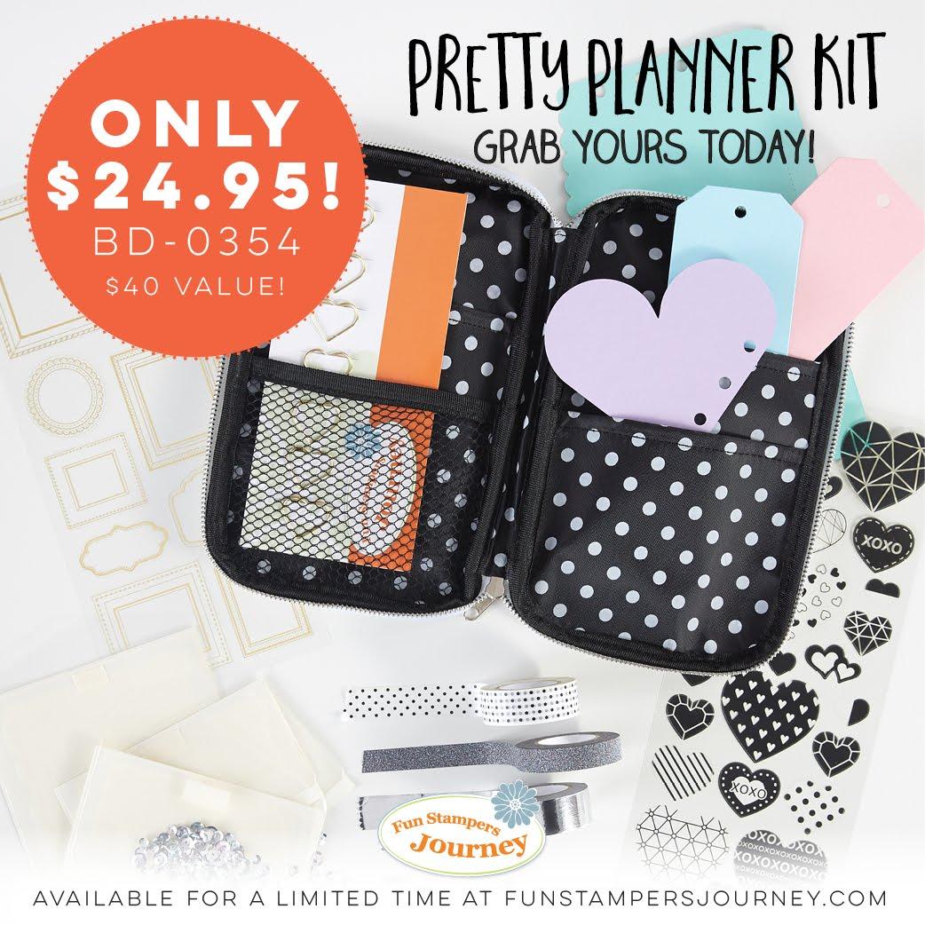Pretty Planner Kit