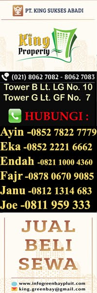 Jual Beli Sewa Green Bay Pluit | (021) 8062 7082 - 8062 7083