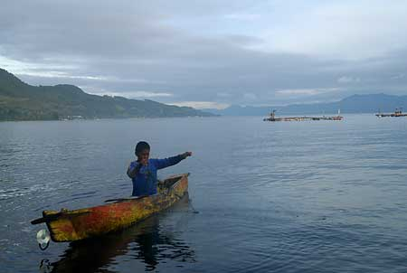 Nelayan Toba