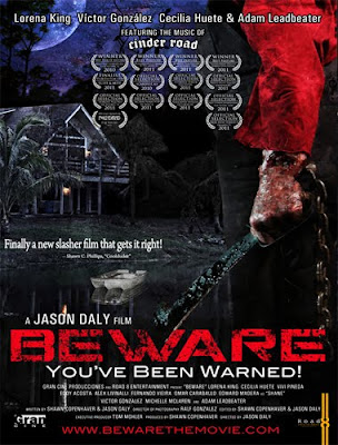 Ver Beware Película Online Gratis (2011)
