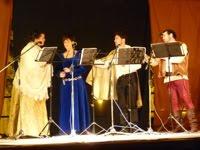 4ypico en la Semana Cervantina de Alcalá de Henares