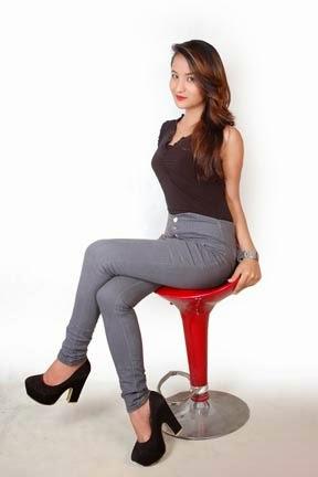Sexy Nepali Model Sarina Tamang