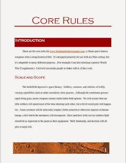 Core Rules v2