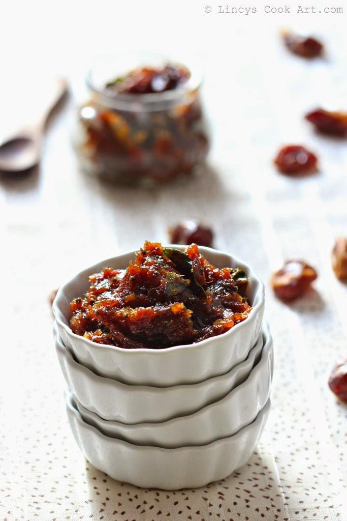 Malabar Dates Pickle