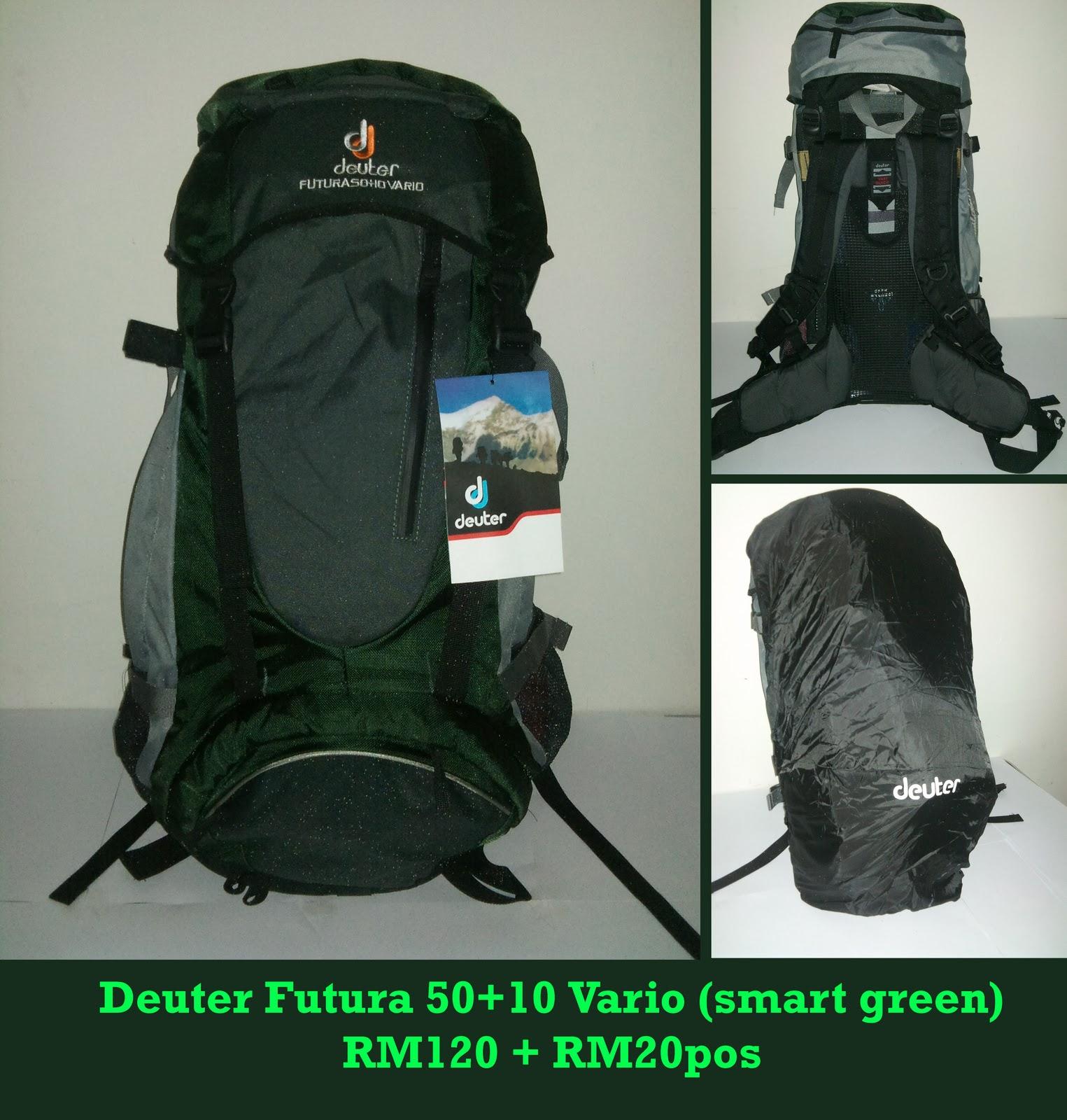 mna nasara enterprise high quality deuter backpack deuter futura 50 10 vario. Black Bedroom Furniture Sets. Home Design Ideas