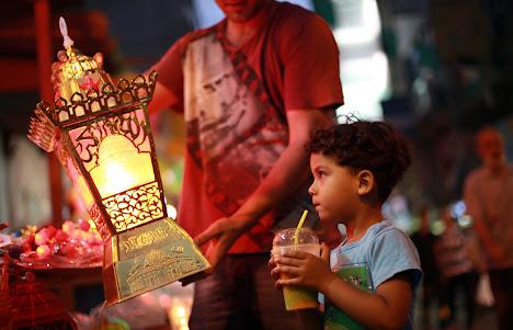 lentera tradisional Ramadhan