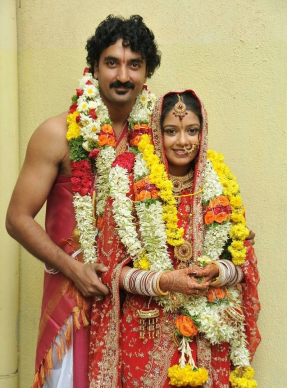 Actress Chaya Singh Marriage Photos