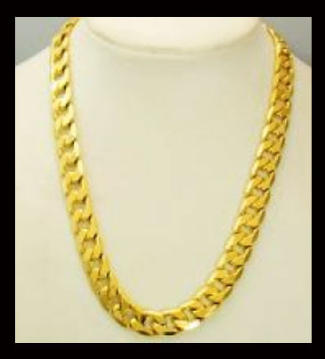 Gold Necklaces Designs For Men S Fashion World