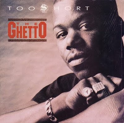 Too $hort – The Ghetto (VLS) (1990) (320 kbps)