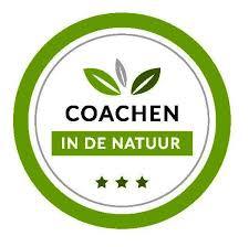 Ik werk ook als coach in de natuur