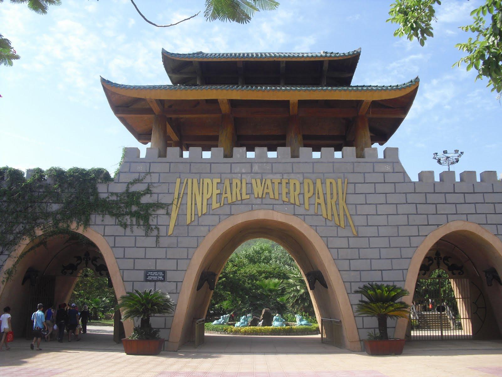 Vinpearl Nha Trang Resort Vietnam