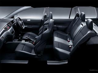 Mitsubishi Lancer Petrol interior