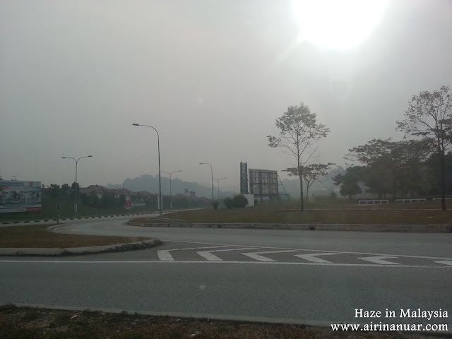haze jerebu malaysia shah alam kl