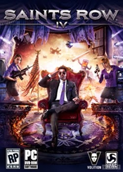 Download Jogo Saints Row IV (2013) PC Torrent Grátis