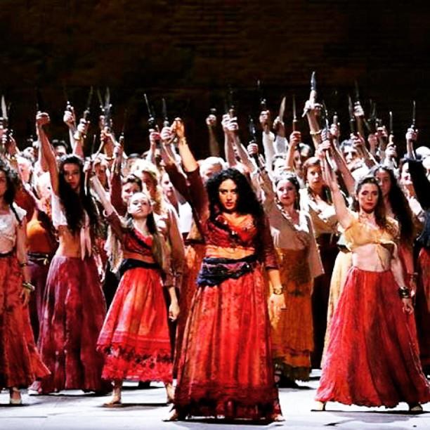Associazione Musicale Mario Tiberini: Teatro alla Scala Milano CARMEN