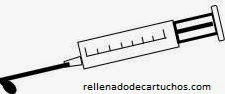 syringe for refilling cartridge