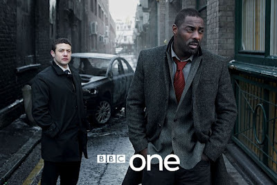 Luther, Neil Cross, BBC, Idris Elba, teaser, poster, promo, trailer, John Luther, DCI, Schenk, Ruth Wilson, Alice Morgan