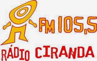 Rádio Ciranda FM de Chiapetta RS ao vivo