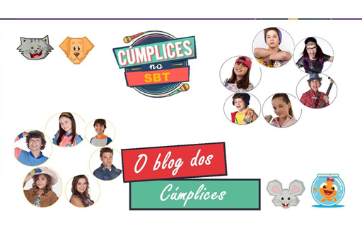 Cúmplices no SBT | O blog dos Cúmplices