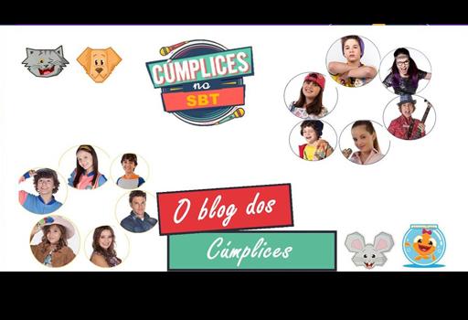 Cúmplices no SBT | O blog dos Cúmplices