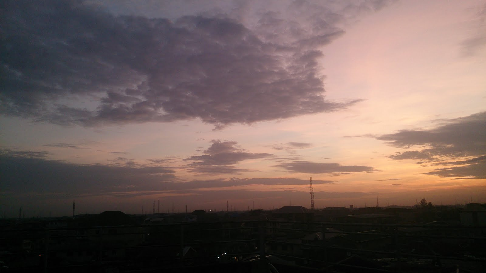 Sunset Lasgidi
