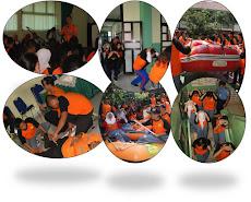 PELATIHAN SAR DI SMA NEGERI 9 JAKARTA