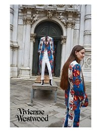 VIVIENNE WESTWOOD SS2016 Ad Campaign