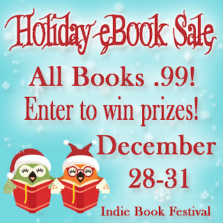 {Giveaway} Indie Book Festival