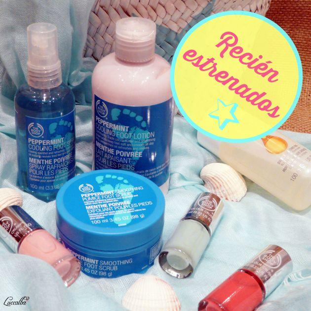 Productos The Body Shop
