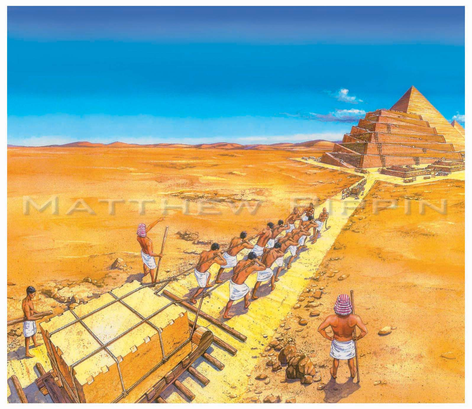 who built the pyramids Pyramids have been built by different peoples at various times in history probably the best-known pyramids are those of ancient egypt, which were.