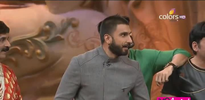 Screen Shot Of Comedy Nights Bachao 19th December 2015 Episode 15 200MB Watch Online