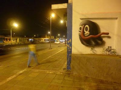 cart, Graffiti, ghost, character, black, 3d